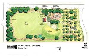 Filbert Meadows Concept Plan