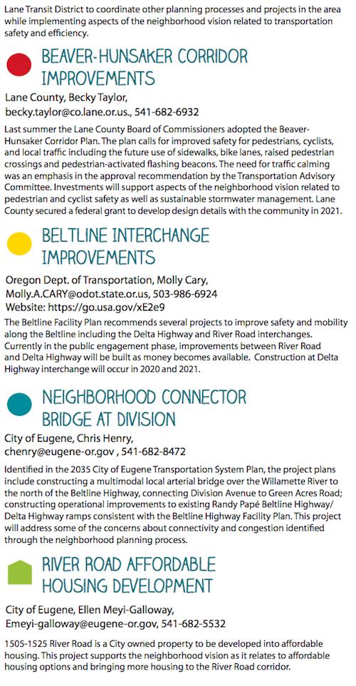River Road Transportation Project Planning