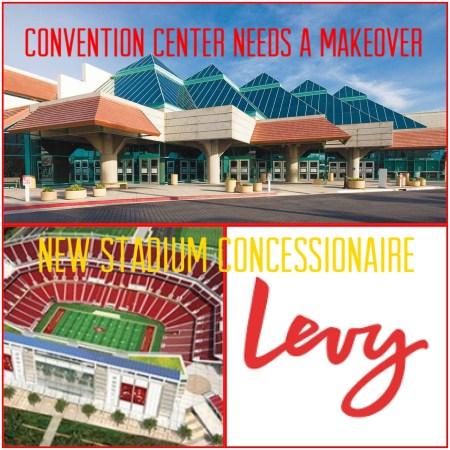 Levi's Stadium Concessions