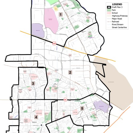 Santa Clara Six Districts