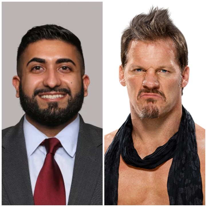Rahul Chandhok Chris Jericho