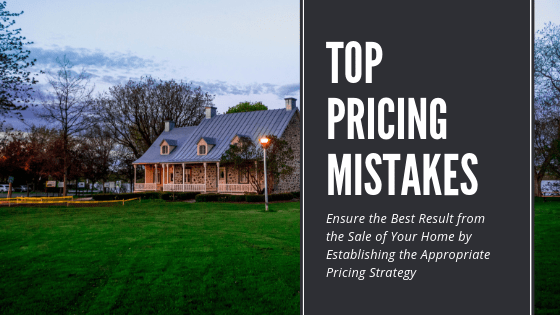 Top 20 pricing mistakes