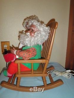 Big Santas Best African American Black Mr  Mrs Santa
