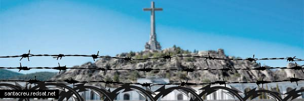 El Valle de los Caídos y la valla de Ceuta y Melilla de Pedro Sánchez