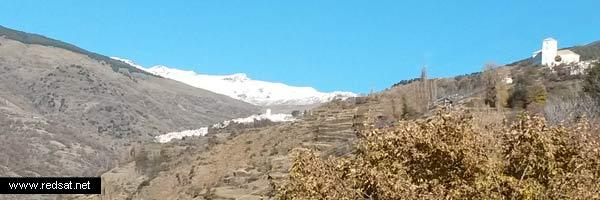 Casas rurales en La Alpujarra