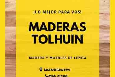 MADERAS TOLHUIN