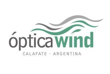 Óptica Wind – El Calafate
