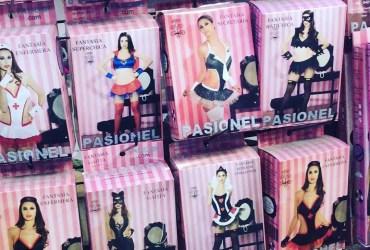 Lenceria sex shop jessie
