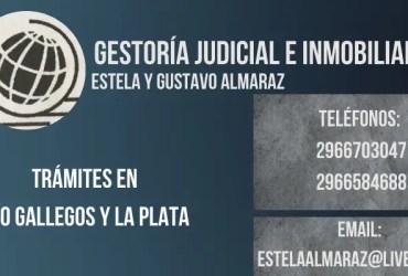GESTORÍA JUDICIAL E INMOBILIARIA