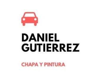 Chapa y pintura daniel Gutierrez