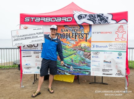 Beneficiary: Jay Moriarity Foundation getting some love