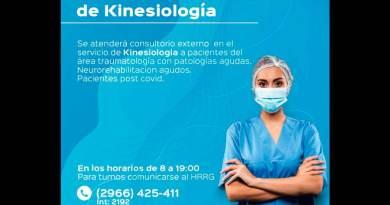 kinesiología