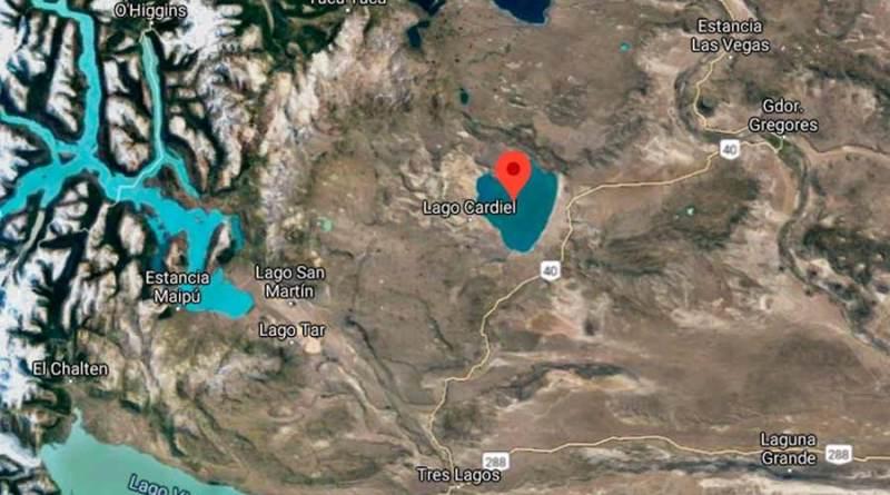 Cuatro kayakistas murieron en el Lago Cardiel a raíz de un temporal de viento