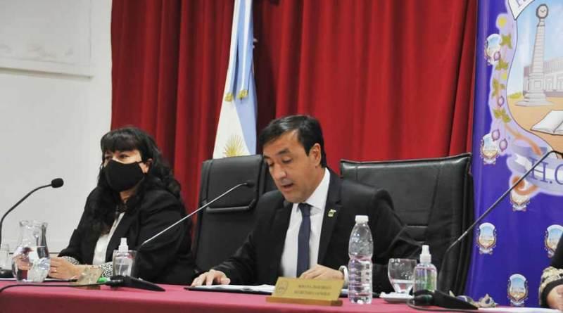 El HCDRG inauguró un nuevo periodo de sesiones legislativas