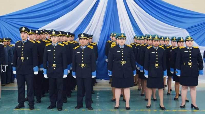carrera de oficiales