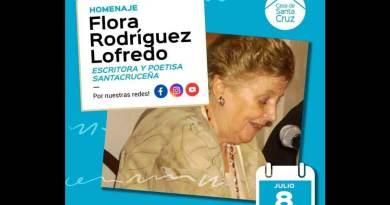 Flora Rodríguez Lofredo