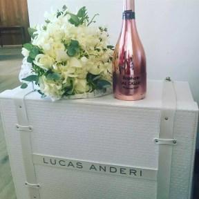 champagne chandon personalizado