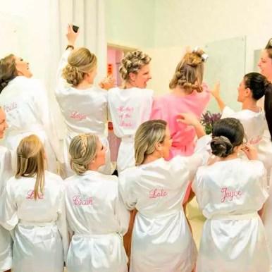 robe para noiva