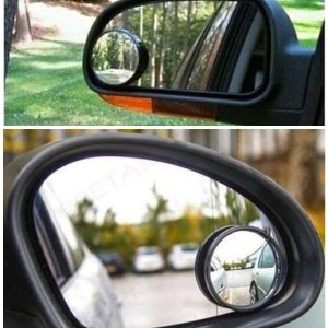 Car Blind Spot Mirrors - 2PCS