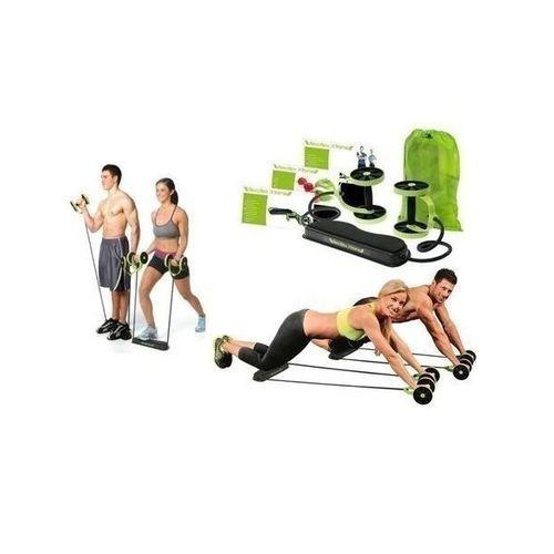 Revoflex Xtreme Exercise Roller Tummy Abs Body Fitness