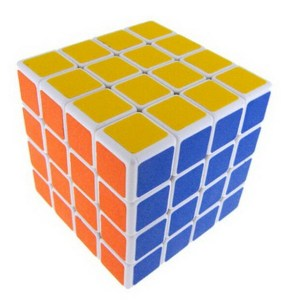 Puzzle 4 by 4 Rubik Cube Game