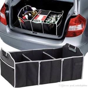 Car Storage Bag Boot Organizer