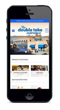 Double Take iPhone Responsive Image