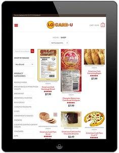 Lo Carb - U iPad Phase