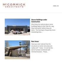McCormick Blog iPad