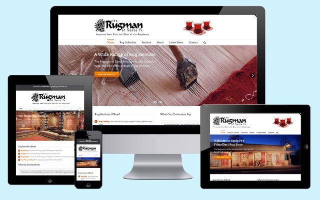 rugman mobile-friendly web design