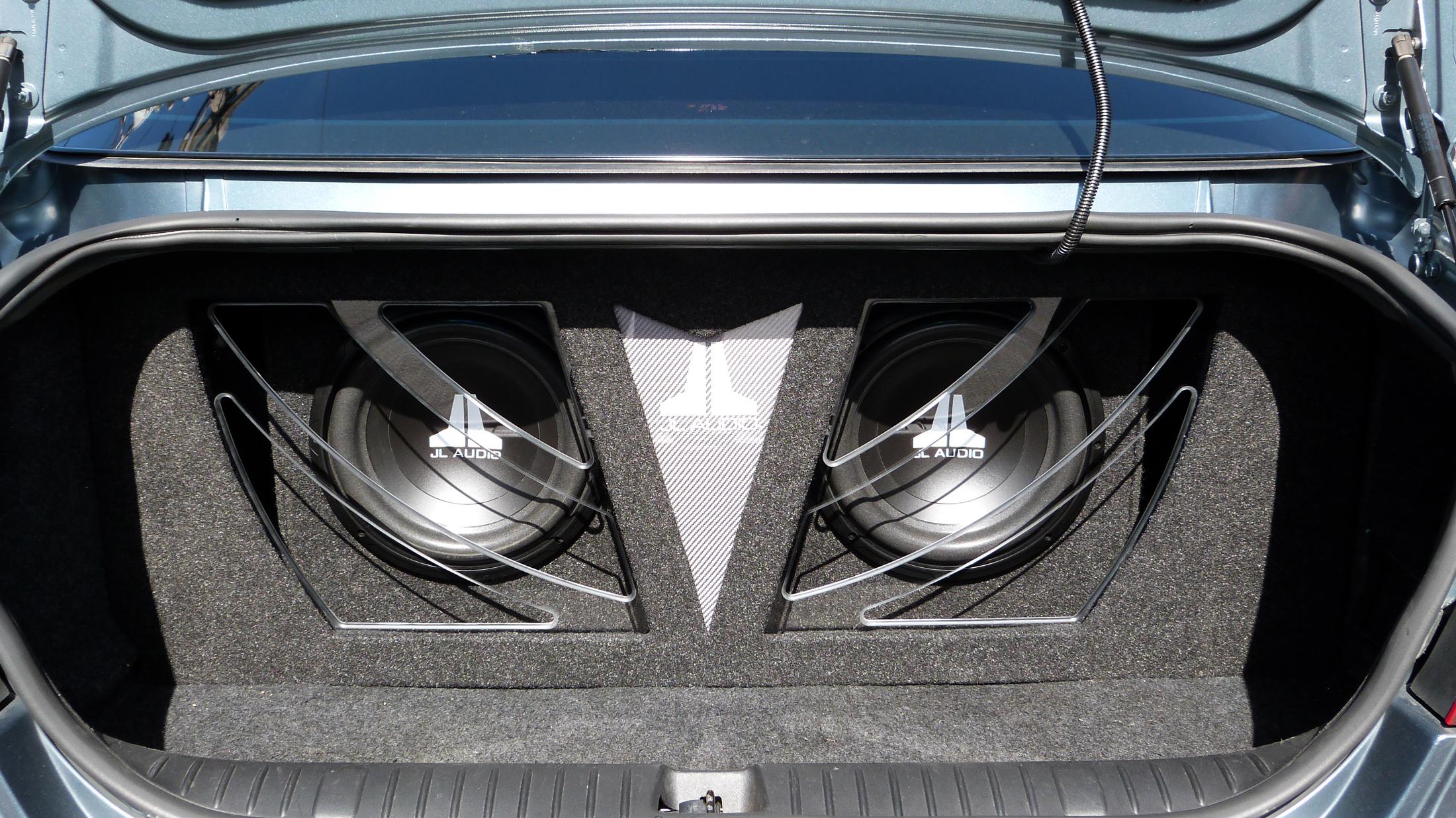 Pontiac Grand Prix Santa Fe Auto Sound