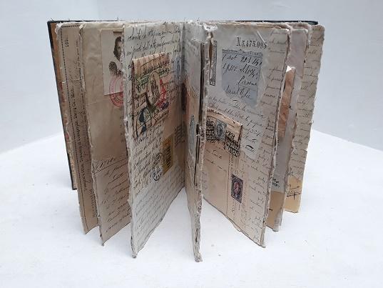 Letters and Other Dubious Documents by Deanna Joy Hallmark