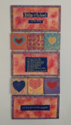 Matters of the Heart: A Love Story by Margaret Lubalin