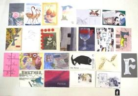 """F"" Postcards"