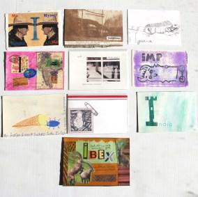 """I"" Postcards, 2 of 2"