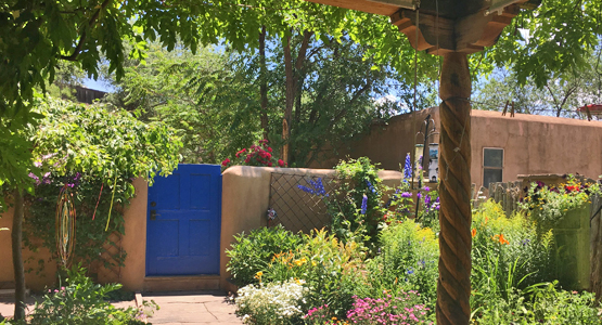 Santa Fe Garden Club Home Tour