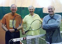 local tennis clubs