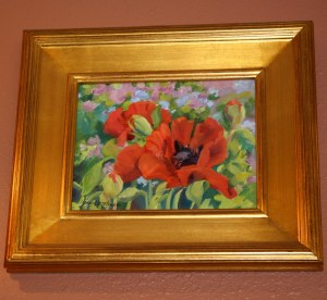 August Art Hop is Thursday the 17th!  Come view the wonderful paintings by Nancy Nuttelman.