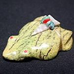 Serpentine Frog