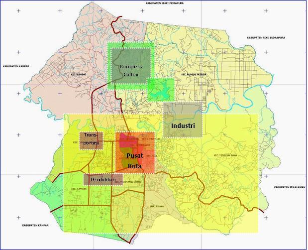 RTRW Kota Pekanbaru 2026  Santai5lalus Blog