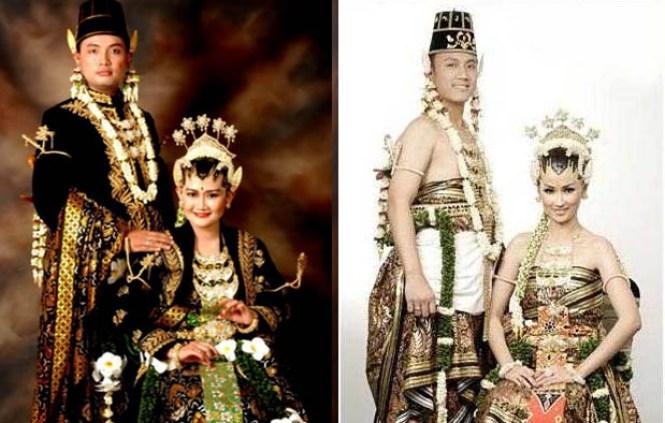 baju adat Jawa Tengah