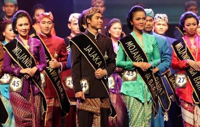 Inilah Keunikan Pakaian Adat Jawa Barat, Gambar beserta ...