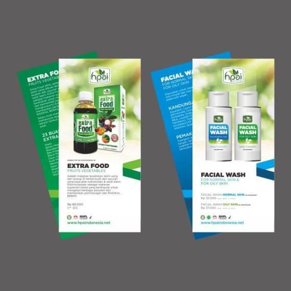 contoh brosur promosi produk