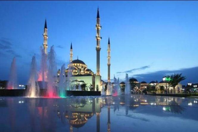 Masjid Heart of Chechnya