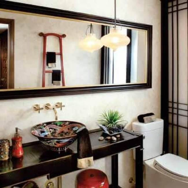Terrific 3 piece bathroom ideas #Tinyspace #Vanities #Apartmenttherapy #Masterbathroomideas