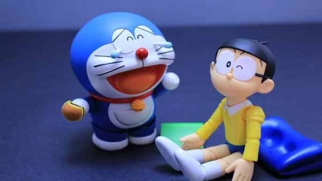 Download 56+ Gambar Doraemon Keren 3d HD Paling Keren