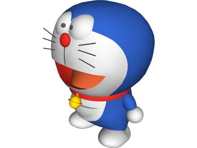 Gambar Doraemon 3d