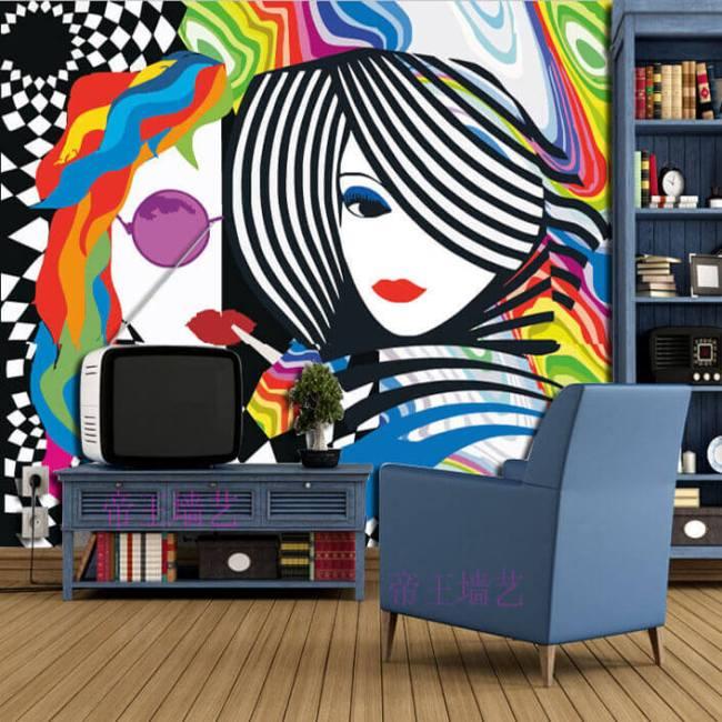 gambar grafiti 3d