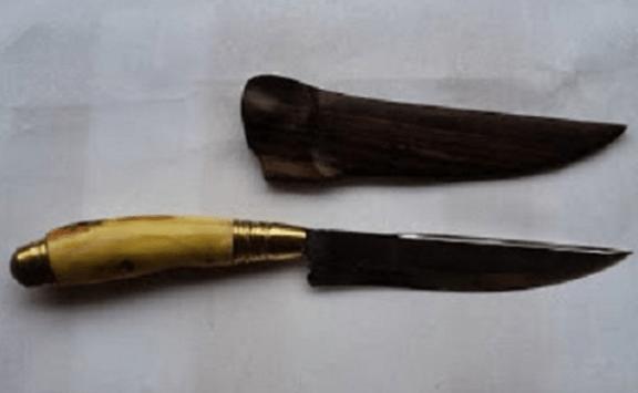 senjata tradisioanal bali
