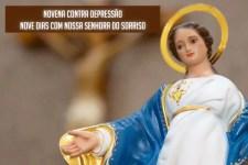 NOVENA CONTRA DEPRESSÃO - Nossa Senhora do Sorriso